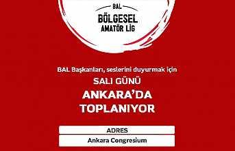 Başkanlar Ankara'da Toplanıyor