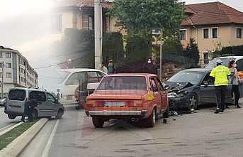 Kazalar Maddi Hasarla Atlatıldı