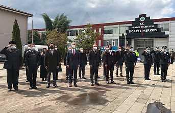 Polis Teşkilatının 176. Yılı Hendek'te Kutlandı