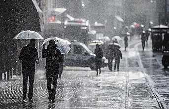 Büyükşehir'den Şiddetli Yağış Uyarısı