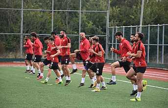 Hendekspor Başkent Akademi Maçına Hazırlanıyor