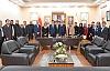 Ak Parti Yönetiminden Babaoğlu'na Ziyaret