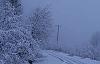 Bakacak Mahallesinde Kar Kalınlığı 30cm'e Ulaştı