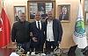 Feyman ve Murat Çürüksulu'dan Ziyaret