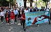 Hendek Gençliğinden 100. Yıl Yürüyüşü