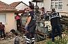 Hendek'te Sondaj Kamyonu Faciası 1 Ölü 2 Yaralı