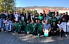 Hendek'te Yeşil Siyah Tören