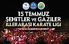 Karate Liginde 2. Etap