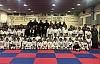 Karate'de 100 sporcu Terfi Etti