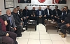 MUHTARLAR'DAN MHP'YE ZİYARET