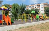Polis Blokları Parkı Yenilendi