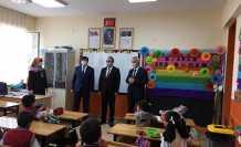 Hendek'te İlköğretim Haftası Kutlandı