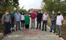 Tiryaki Basın Mensuplarını Misafir Etti