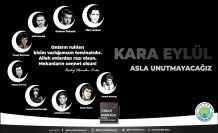 Türk Milleti Asla Unutmayacak