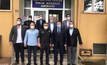 MHP Hendek İlçe Başkanı Ziyaretlerine Devam Ediyor