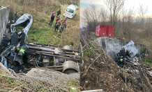 Tem Otoyolu'nda Kaza 2 Ölü