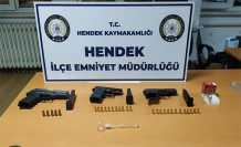 Hendek Polisinden Kaçamadı