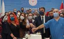 Doktorlar Tıp Bayramını Kutladı