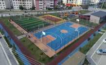 Hendek'te Basketbol Turnuvası Heyecanı
