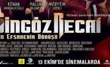 CİNGÖZ RECAİ HENDEK'TE