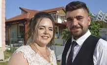 Murat ile Özlem Dünya Evine Girdi