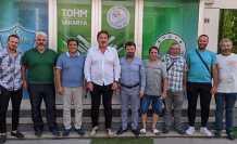 TGF Genel Sekreterinden TOHM Ziyareti