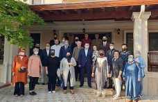 MHP Heyeti Bülbül'ü Ziyaret Etti
