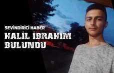 Halil İbrahim'den Sevindirici Haber