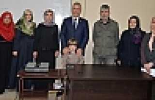 Cenaze Hizmetleri Kursiyerleri Sertifikalarını Aldı