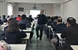 Hendek MYO'da İlk Ders Etkinlikleri Uzmanlarla...