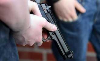 Hendek'te Silahlı Yaralama