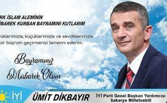 Dikbayır Kurban Bayramını Kutladı