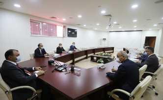 İl Pandemi Değerlendirme Toplantısı Yapıldı