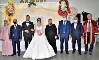 Siyaset ve Spor Camiası Bu Düğünde Buluştu