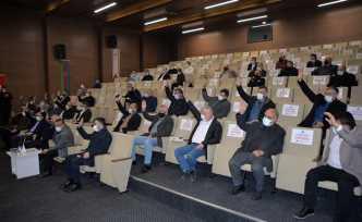 Hendek Meclisi 13 Maddeyi Karara Bağladı