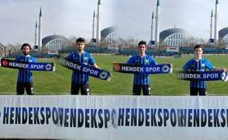 Hendekspor'a 4 Genç Takviye