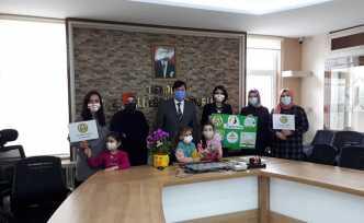 Öğretmen ve Öğrencileri Doğan'ı Ziyaret etti