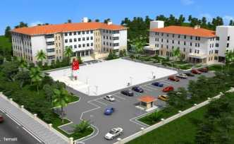 Hendek Fen Lisesi'ne Kavuşuyor