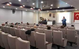 Hendek SHM'de İstişare Toplantısı Yapıldı