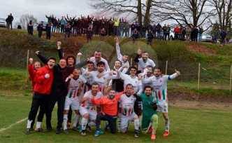 Dereköyspor Play Off'da