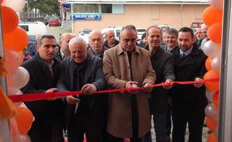 El Hüneri Gofret Atölyesi Açıldı