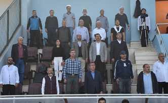 Hendekspor Sami Bağdatlı'ya teşekkür etti