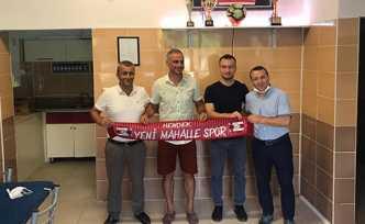 Yenimahallespor'dan Transfer Show