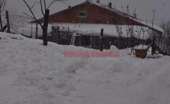 Zirvede Kar yeniden başladı