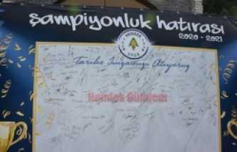 Hendekspor'un Tarihi Şampiyonluk Hatırası