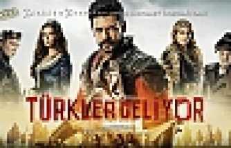 Türkler Geliyor Vizyona Girdi