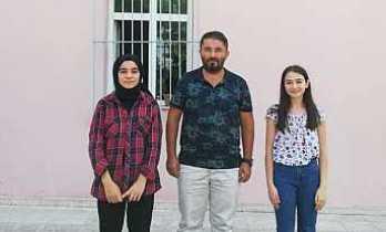 Fatih Ortaokulunun Başarısı 2.Öğrencisi Fen Lisesini Kazandı