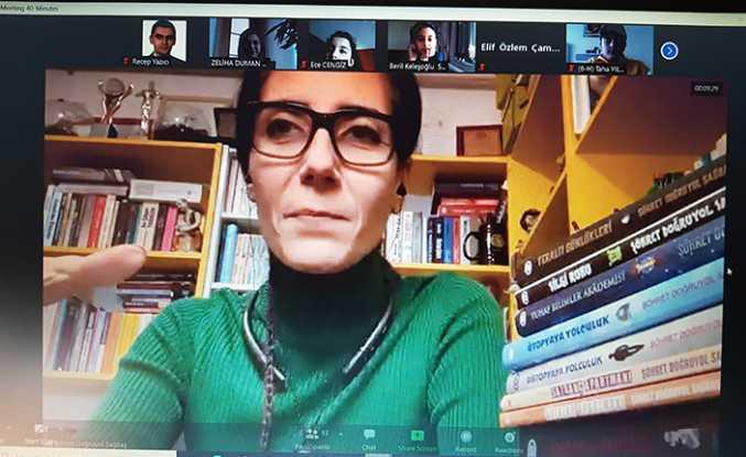 Şehit Mahmutbey'in Öğrencileri Yazar İle Buluştu