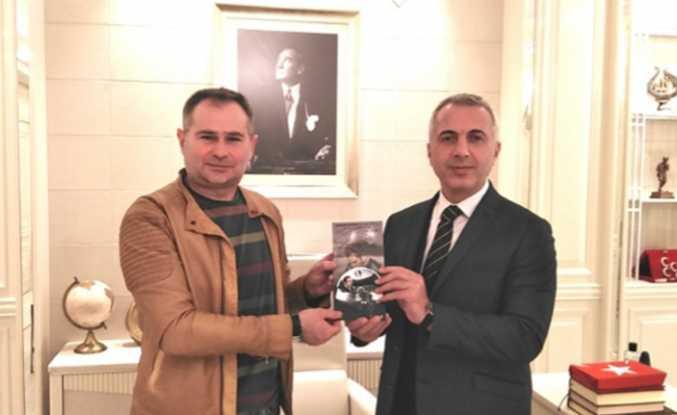 Akif Yener'den Babaoğlu'na Ziyaret
