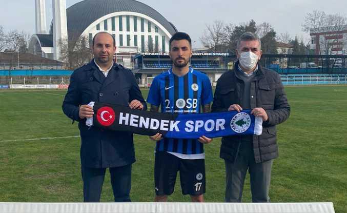 Hendekspor'dan Yeni Transfer